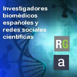 Redes sociales científicas y biomédicos