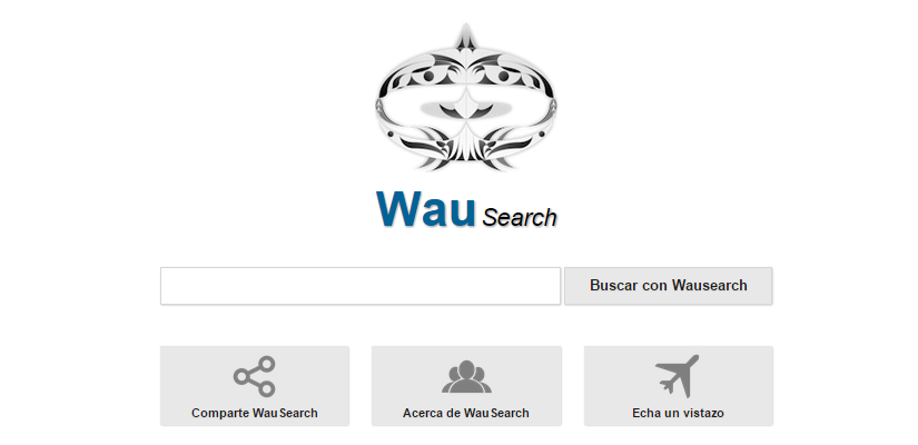 Wausearch, buscador web