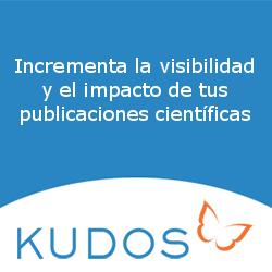 Kudos - Visibilidad científica