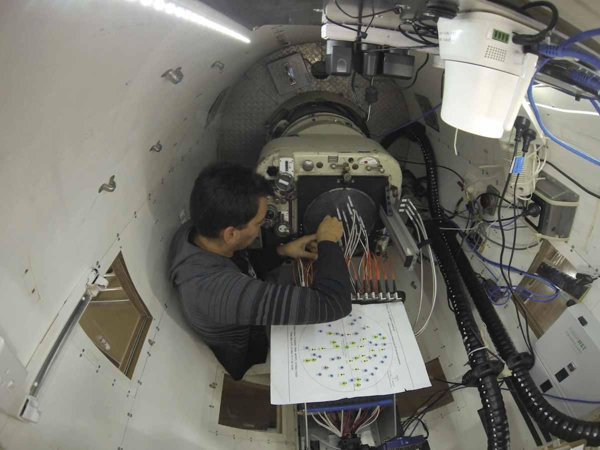 Ángel López-Sánchez, astrofísico