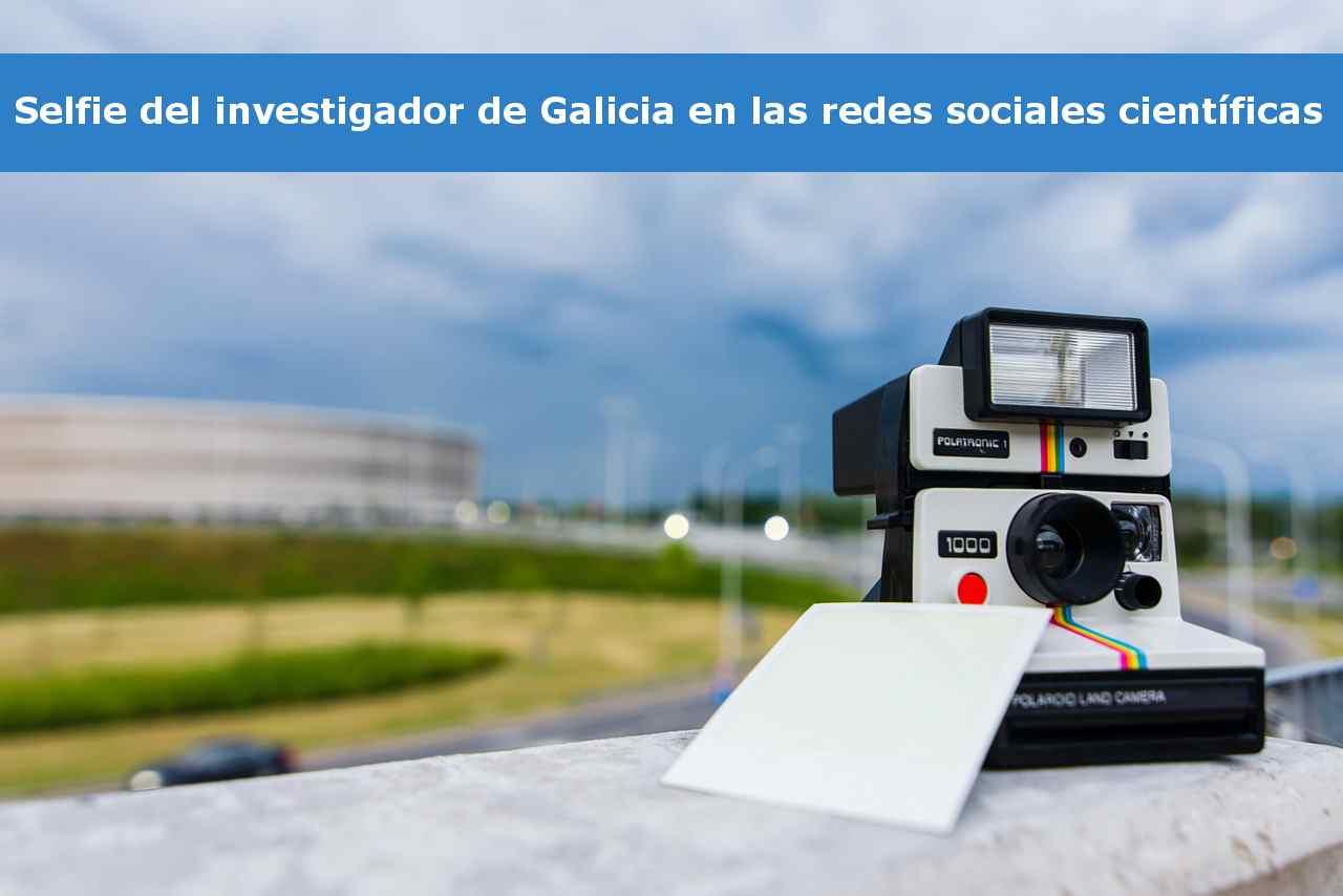 Cómo usa el investigador gallego las redes sociales científicas