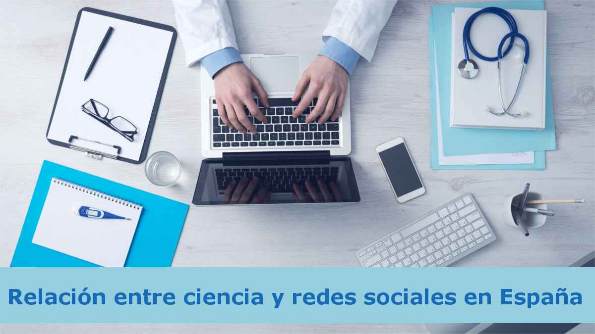 Ciencia y redes sociales en España