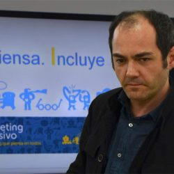 Luis Casado, consultor en Accesibilidad y Diseño Universal y creador del proyecto Marketing Inclusivo