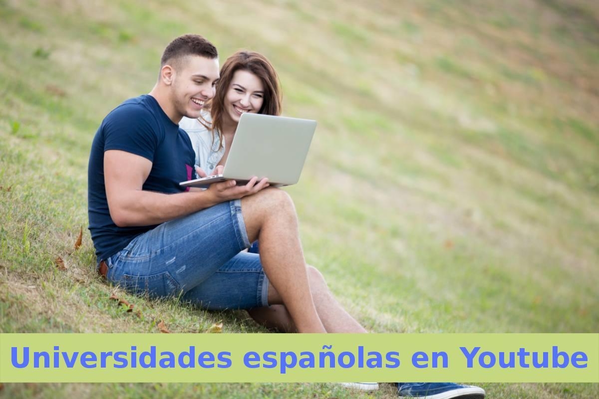 Universidades españolas en Youtube