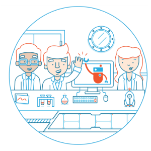 Red social para científicos Quartzy