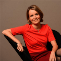 Virginie Simon, cofundadora de MyScienceWork
