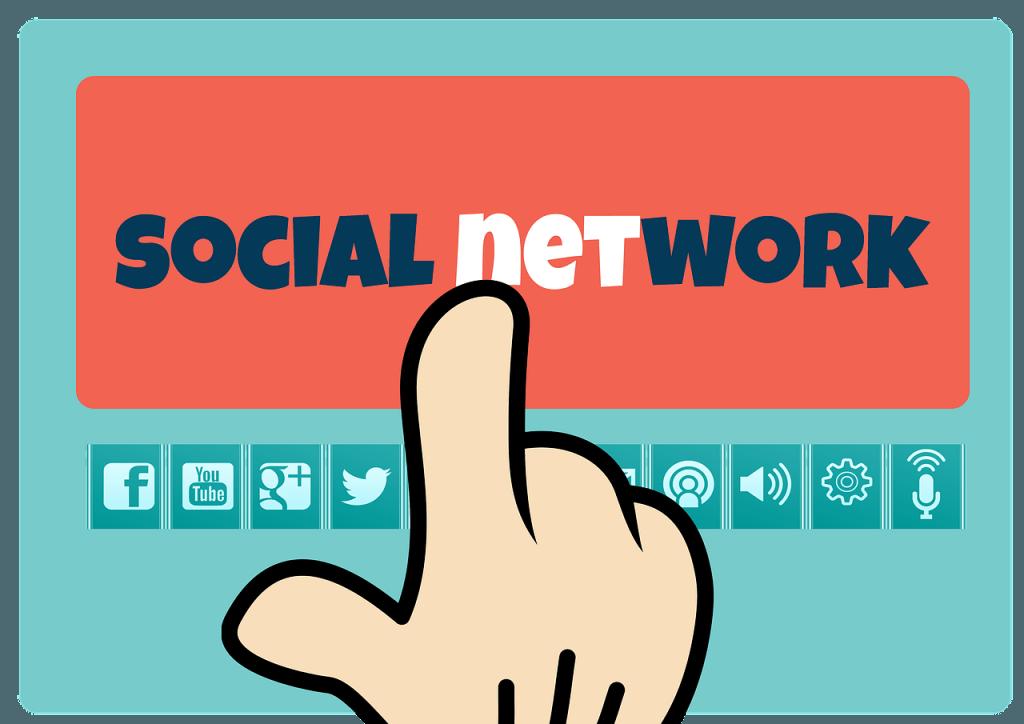 Redes sociales temáticas y generales