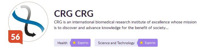 Centro de Regulación Genómica