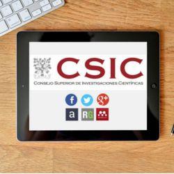 Redes sociales en los centros de investigación
