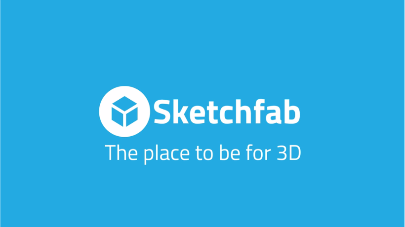 sketchfab modelos 3d