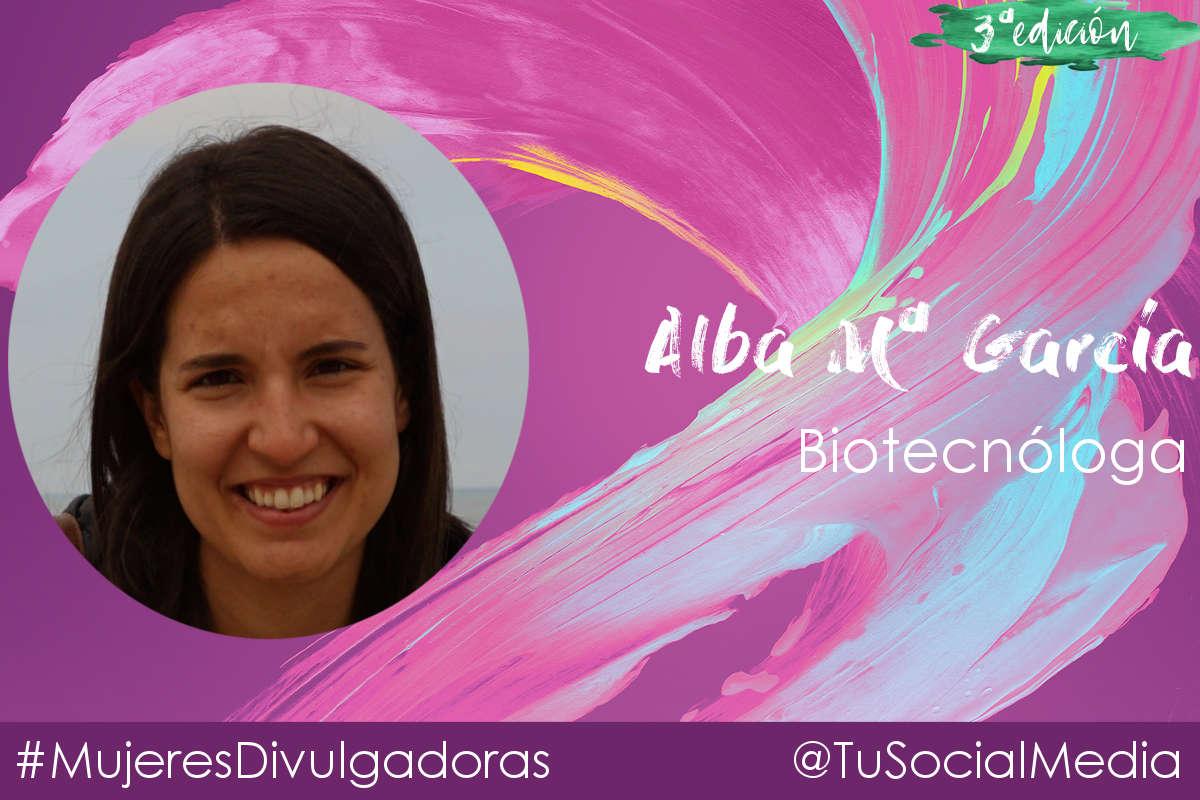 Alba Mª García