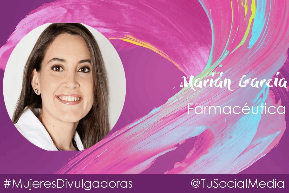Marian García @boticariagarcia