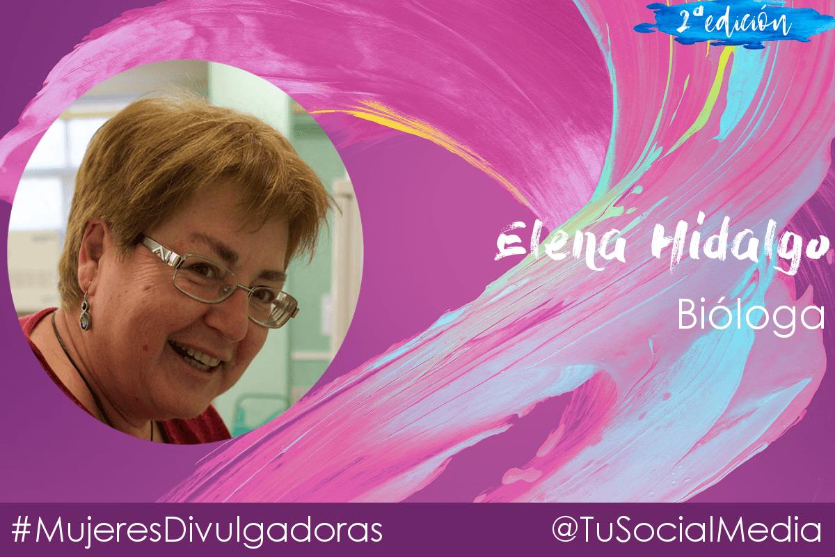 Elena Hidalgo Rodríguez