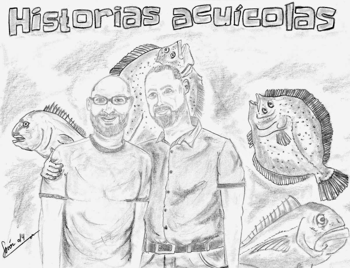 historias acuículas cristóbal aguilera