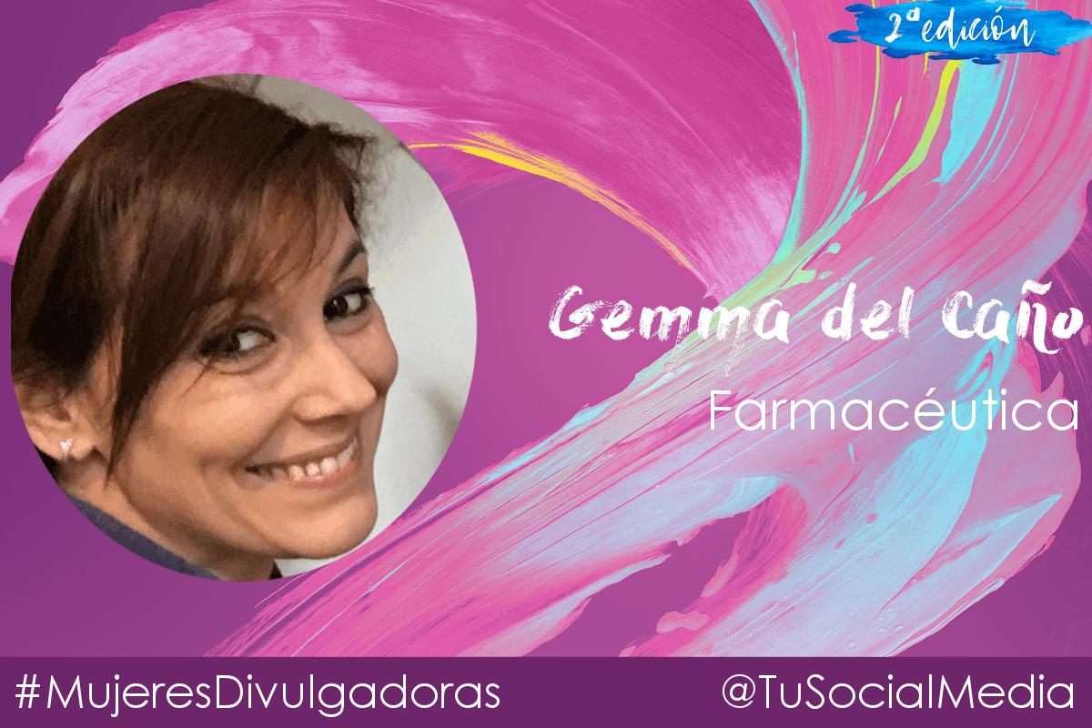 Gemma del Caño @farmagemma