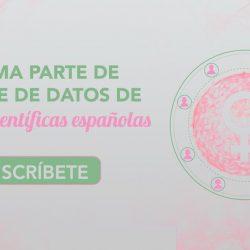 Investigadoras españolas base de datos