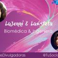 LaEstefa & LaJenni Jennifer Mayordomo y Estefanía Prior