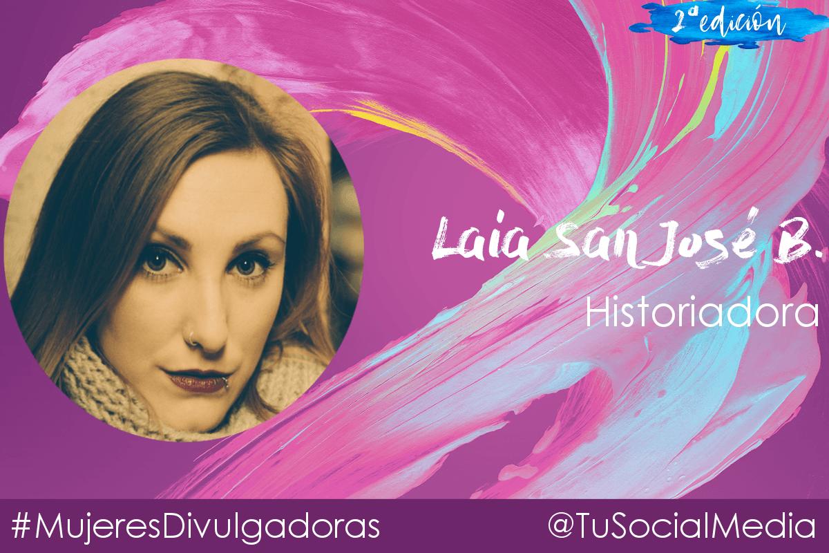 Laia San José @Ele_de_Lis