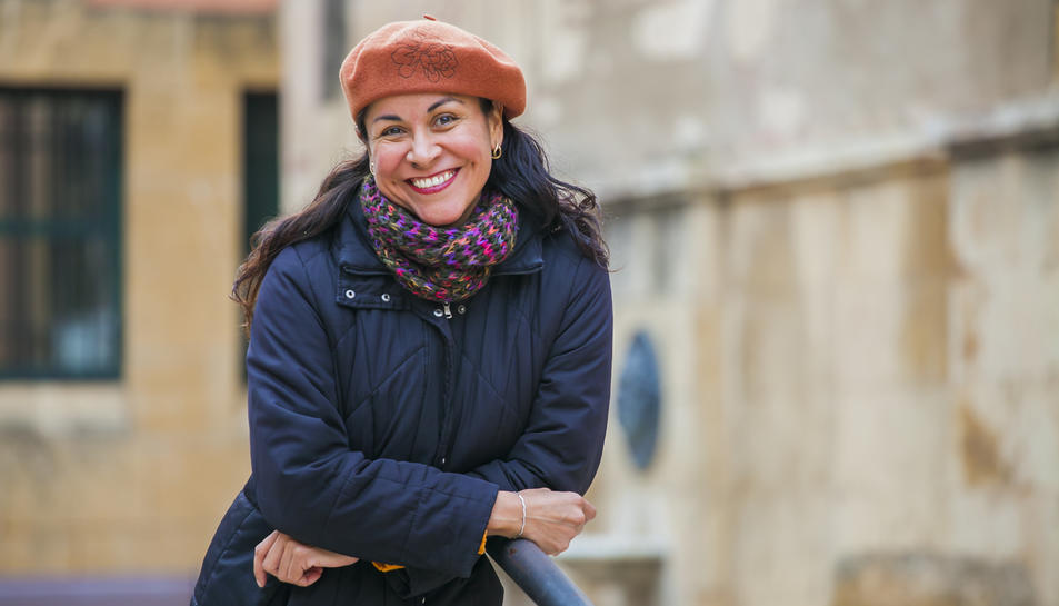 Lydia Gil - Asociación para la Divulgación Científica en el Camp de Tarragona
