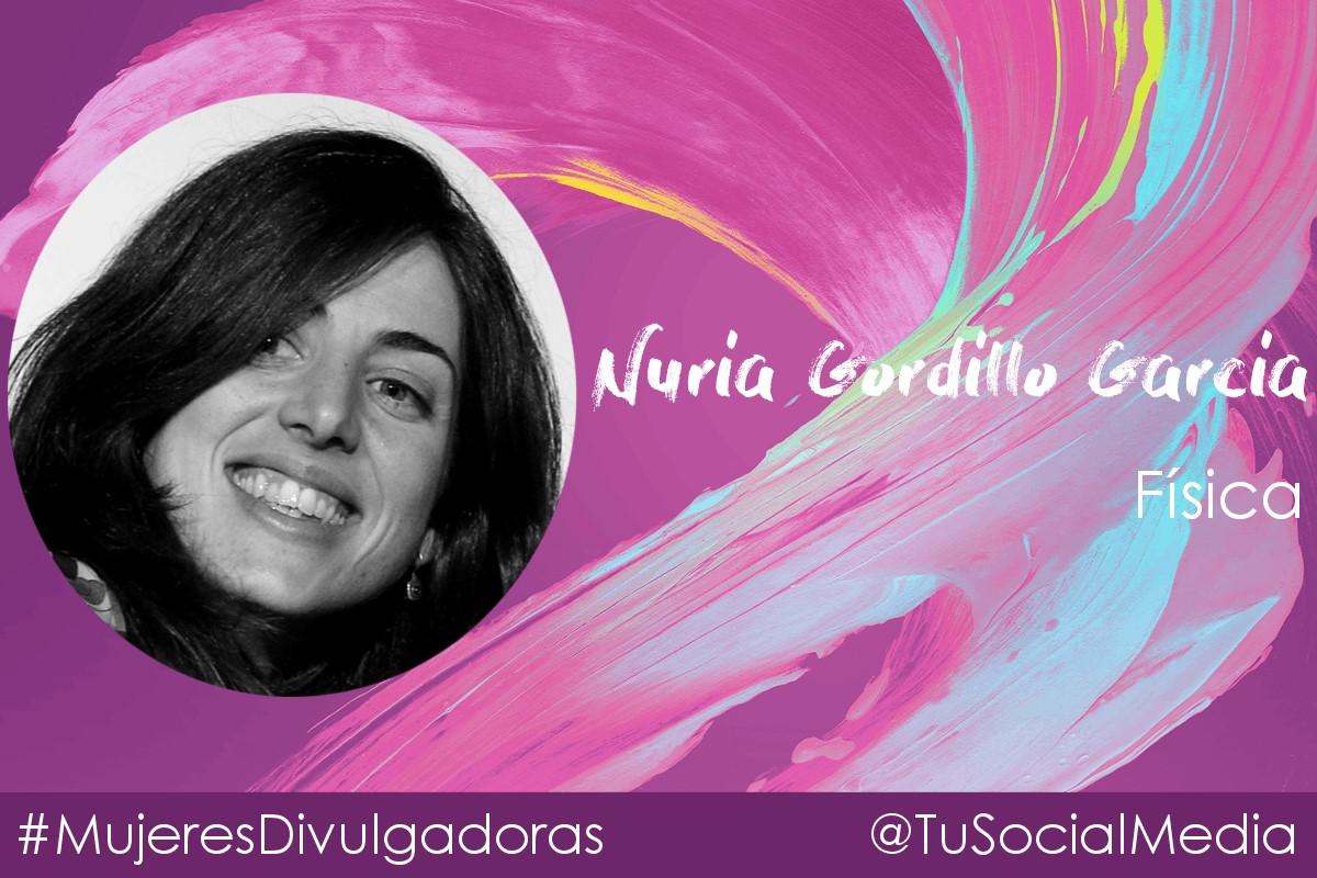Nuria Gordillo García