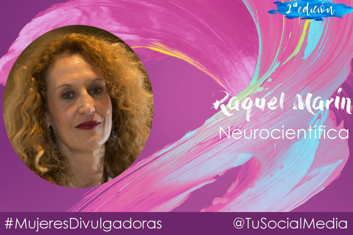 Raquel Marín neurocientífica